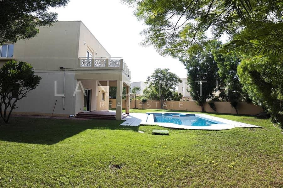 2 Huge Plot I 4 BR Villa Type 2 I Private Pool