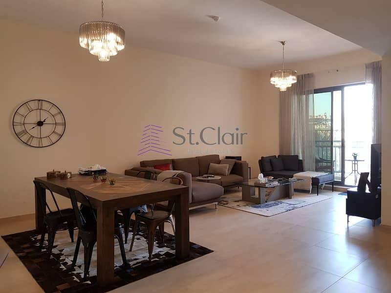 Lovely 2 bedroom apartment at Azizi Liatris