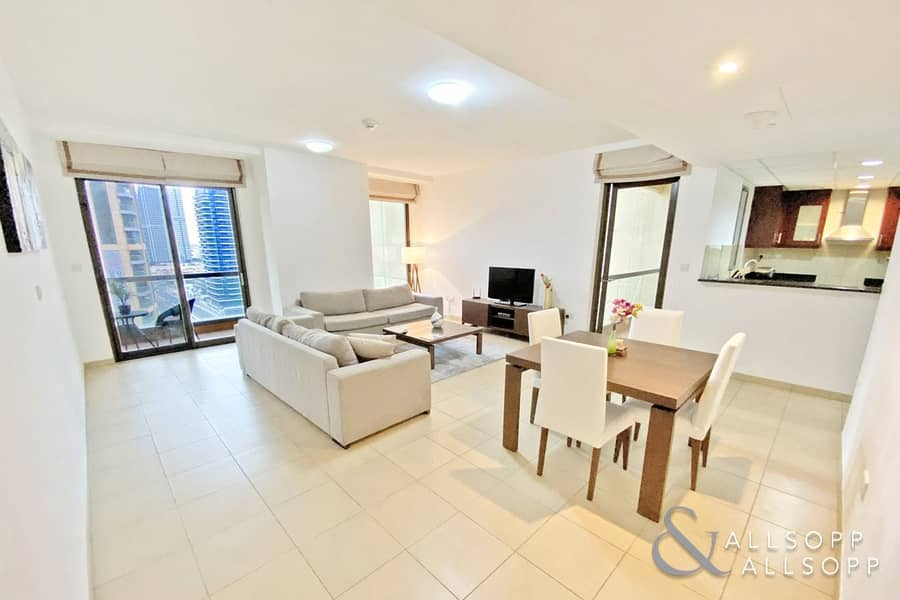 Exclusive | Vacant | Marina View | 1 Bed