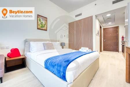 Studio for Rent in Bur Dubai, Dubai - Brand New Cozy Hotel Studio in Jaddaf