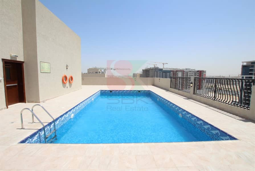 Brand New 2BHK with all Facilities in Nad Al Hamar