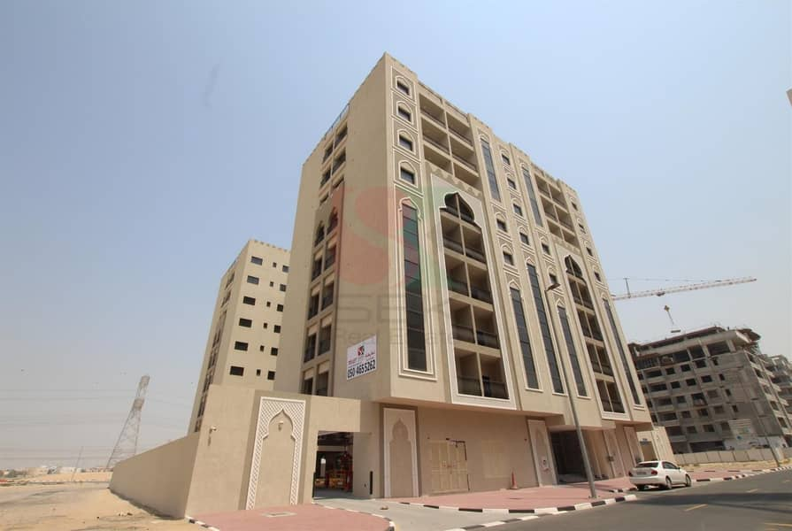 10 Brand New 2BHK with all facility in Nad Al Hamar