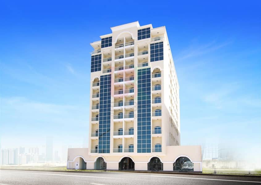 Brand New 2BHK Available in Muhaisnah 4