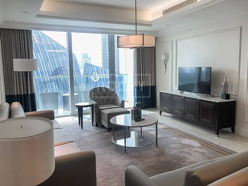 5-Star Serviced Apartment | 3-Bed | High Floor