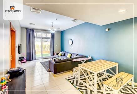 شقة 1 غرفة نوم للبيع في قرية جميرا الدائرية، دبي - شقة في حدائق الإمارات قرية جميرا الدائرية 1 غرف 500000 درهم - 4434748