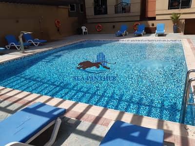 شقة 1 غرفة نوم للايجار في قرية جميرا الدائرية، دبي - MARVELOUS 1BHK  WITH KITCHEN APPLIANCES