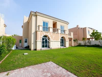 فیلا 5 غرف نوم للايجار في مدينة دبي الرياضية، دبي - Negotiable B Type Golf View | Multiple Cheques