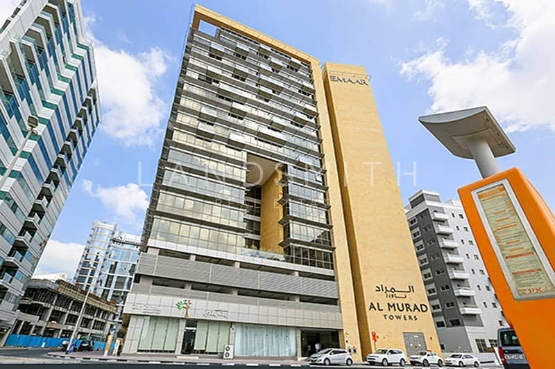 10 Chiller Free 1BR Apt I Mid Floor I Al Murad Tower