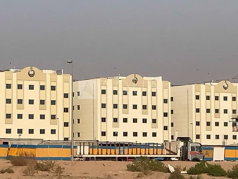 Brand New Labor Camp in Khawneej 2
