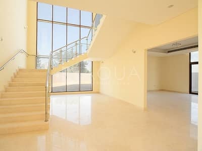 5 Bedroom Villa for Rent in Meydan City, Dubai - Spacious Corner Type B Villa| Must View
