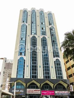 To let 1BHK at a Prime location close to Corniche nearby Al Noor Mosque & Al Majaz Waterfront