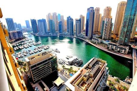 2 Bedroom Flat for Sale in Dubai Marina, Dubai - Full Marina Views | 2 Bedrooms | Emaar