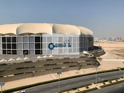 شقة 1 غرفة نوم للايجار في مدينة دبي الرياضية، دبي - CHILLER FREE 1BHK WITH SPACIOUS SIZE READY TO MOVE IN