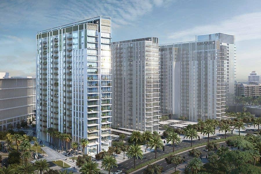 High floor One bed apartment in Dubai Hills Estate