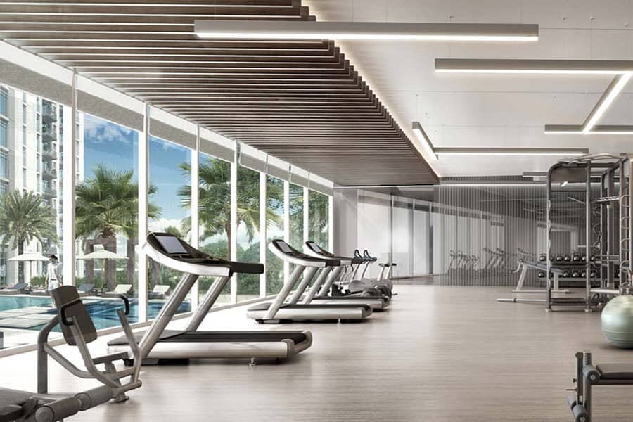 2 High floor One bed apartment in Dubai Hills Estate