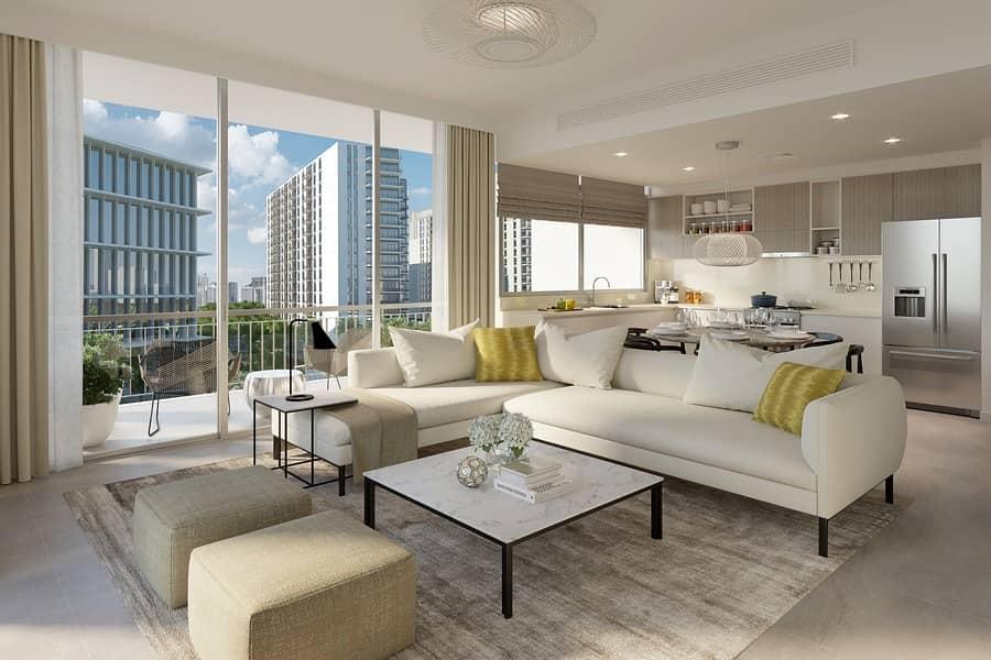 9 High floor One bed apartment in Dubai Hills Estate