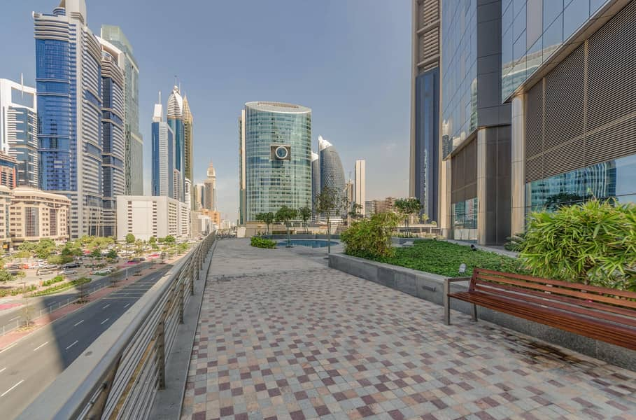 15 Available 2 BR Type D | Sheikh Zayed RD View