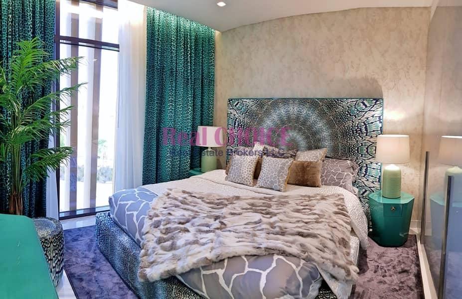 Just Cavalli Presents 3 Bed Villa