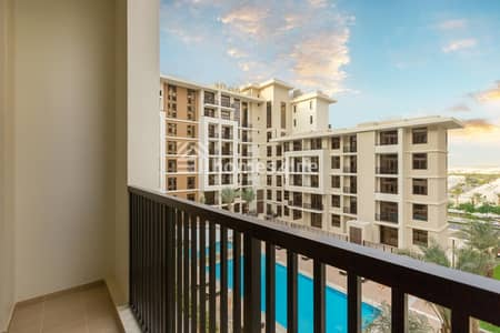 1 Bedroom Apartment for Sale in Town Square, Dubai - Excellent Layout|Community View|On the Main Square