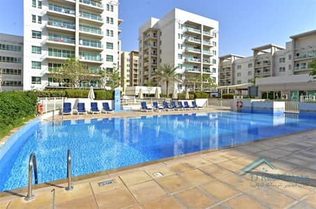Studio for Rent in The Greens, Dubai - Well Maintain ! Best Price !Free Chiller