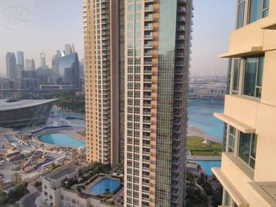 2 Bedroom Apartment for Sale in Downtown Dubai, Dubai - Distress: Beautifully furnished 2 Bed apt In 29 Boulevard