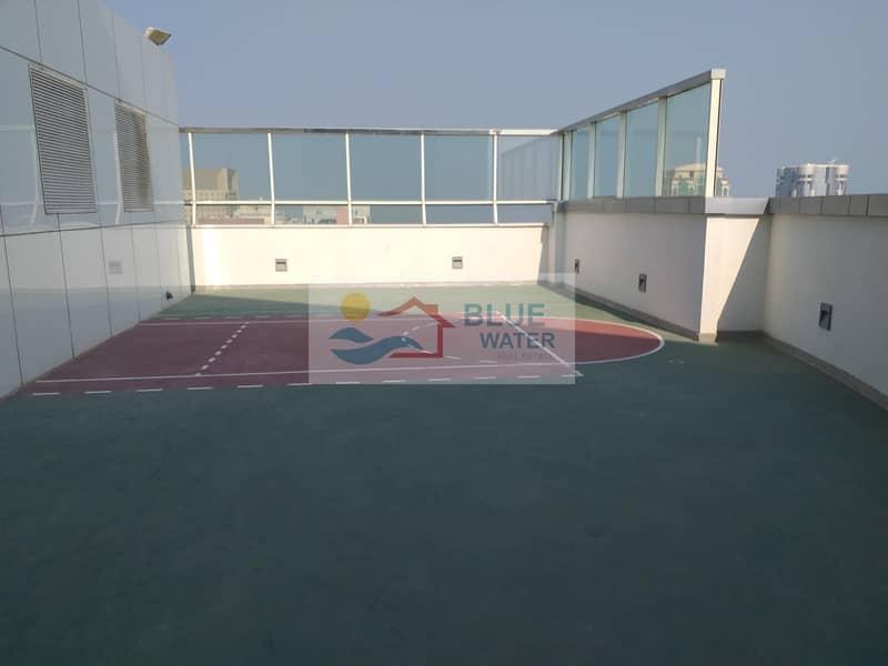 14 Luxury 3b with Facilities at Hamdan St.