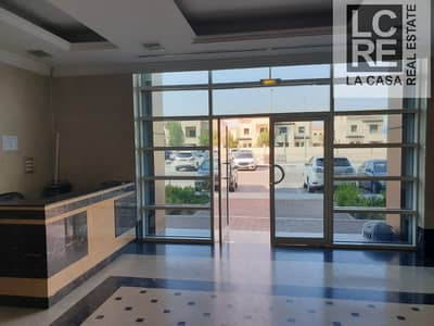New 1 BR in Khalifa Park I Study Room and Storage!