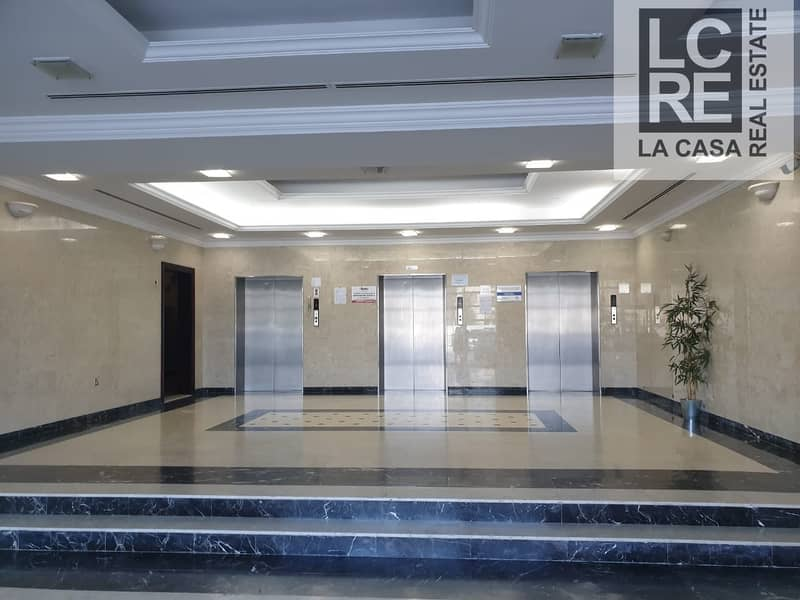 2 New 1 BR in Khalifa Park I Study Room and Storage!