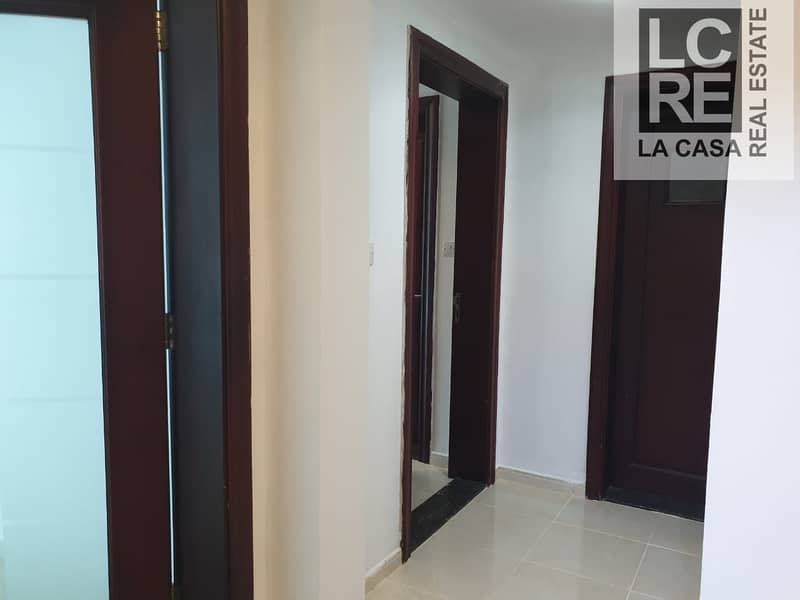 10 New 1 BR in Khalifa Park I Study Room and Storage!
