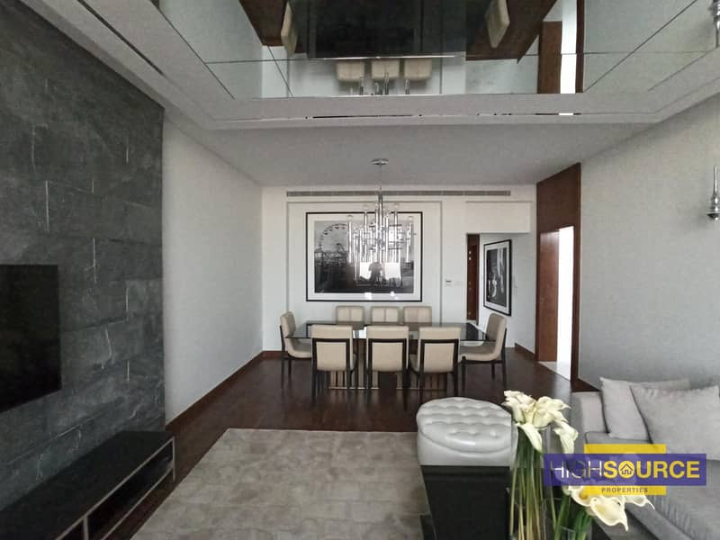 12 5 bedroom fully furnished best location