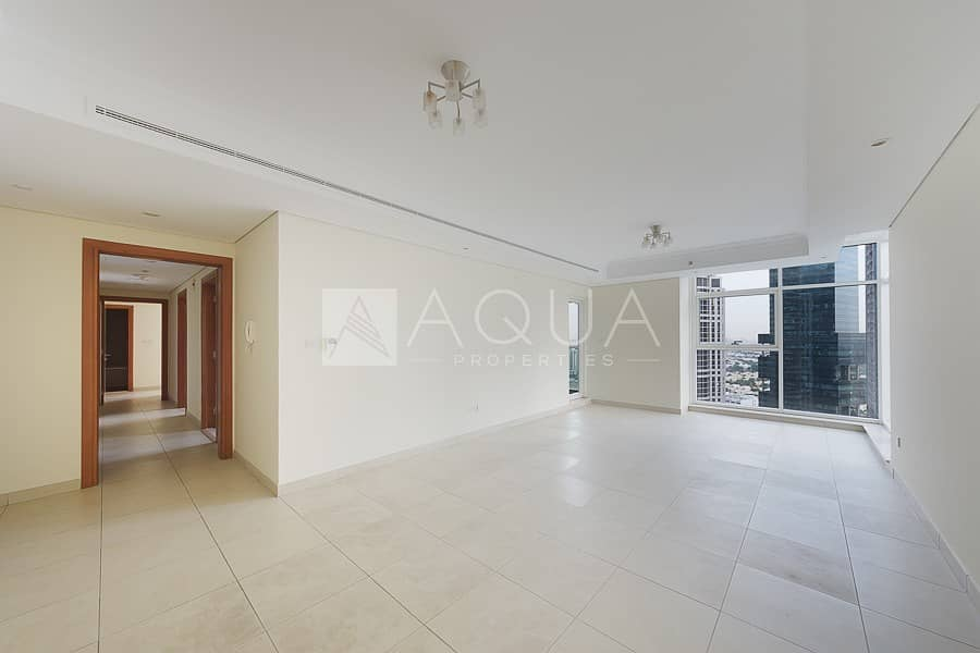 Great Layout | 2 Bed Unit | Unfurnished