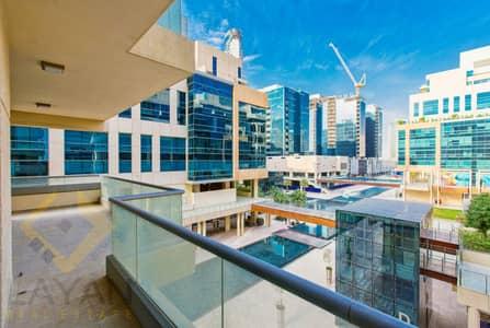 شقة في باي سكوير الخليج التجاري 1 غرف 92000 درهم - 3196996