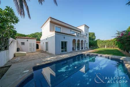 5 Bed Villa | Private Pool | Corner Plot