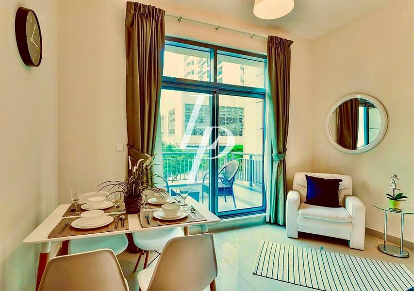 Immaculate Studio|Fully Furnished|Vacant