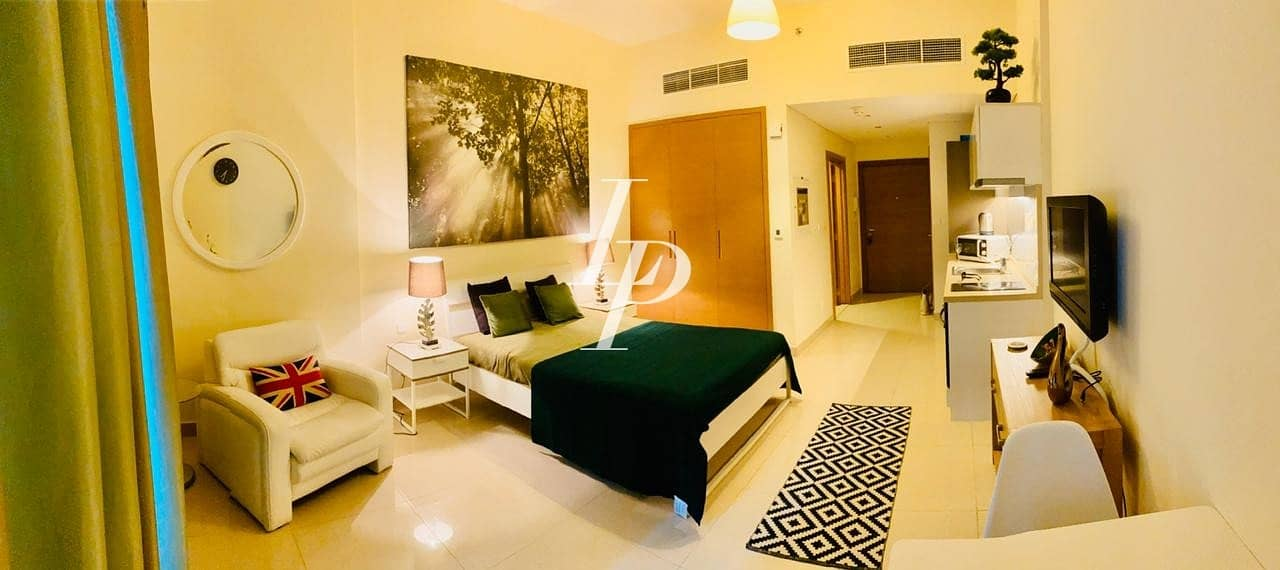 2 Immaculate Studio|Fully Furnished|Vacant