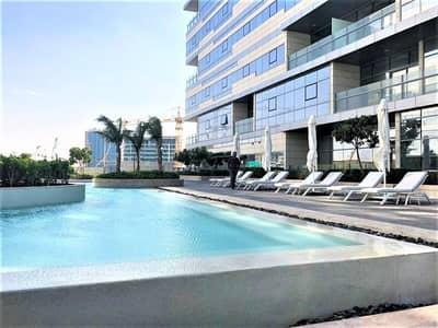 فلیٹ 2 غرفة نوم للايجار في شاطئ الراحة، أبوظبي - Stunning 2 BR with Pool