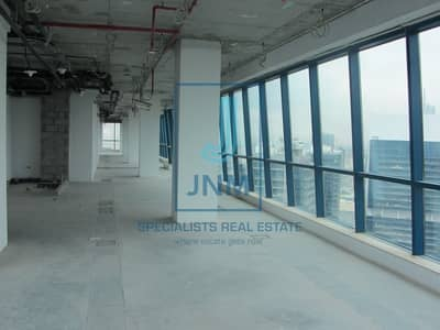 مکتب  للبيع في أبراج بحيرات الجميرا، دبي - Shell & Core Office Open Space | High Floor