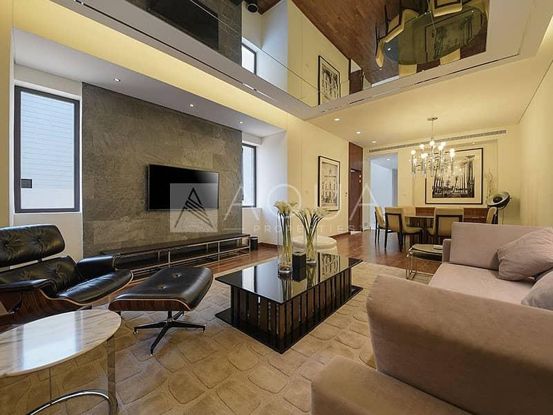 2 Amazing Luxury Unit | Fully Furnished Villa