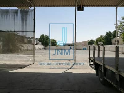 Industrial Land for Rent in Al Quoz, Dubai - Open Land for Commercial Use   Al Quoz
