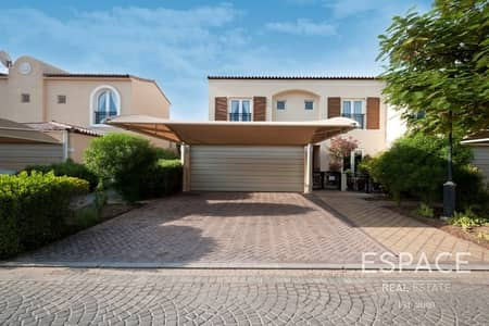 3 Bedroom Villa for Sale in Green Community, Dubai - Well Maintained 3 Bed Close to Park & Pool