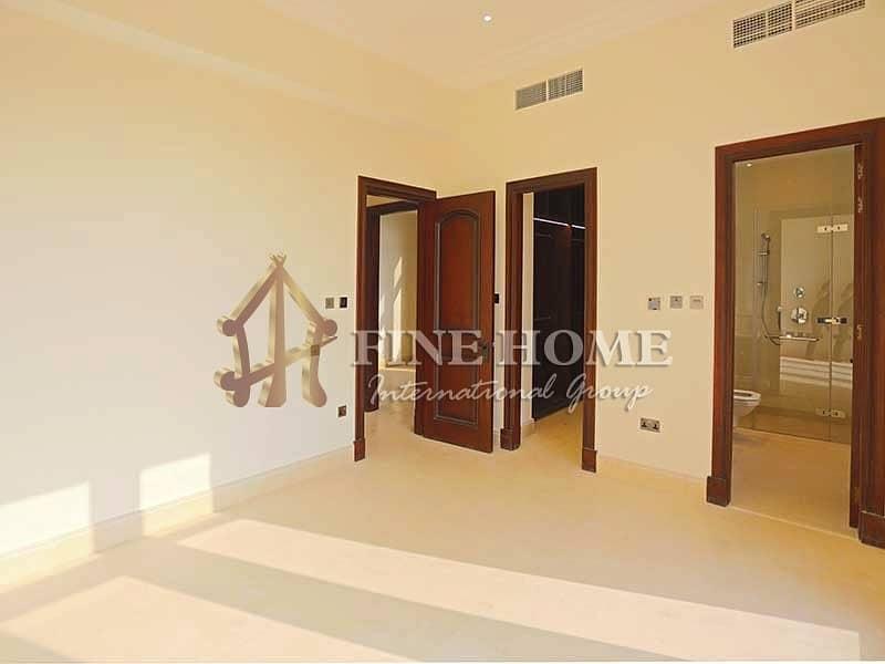 An Amazing 6BR Villa in Al Saadiyat Island