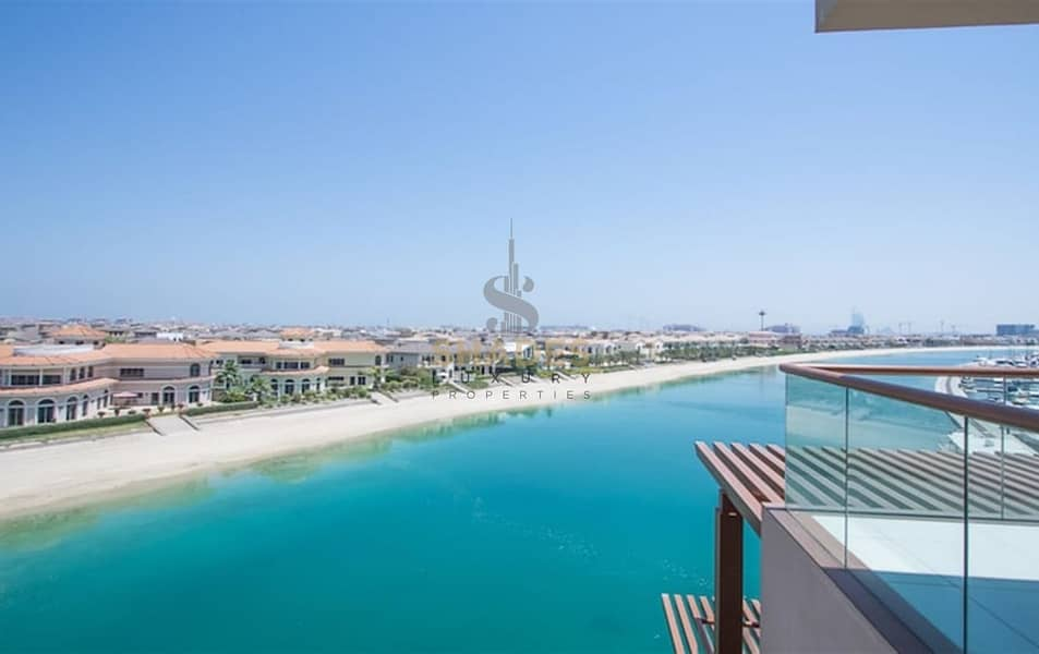 2 Studio Fully Furnished Palm Views