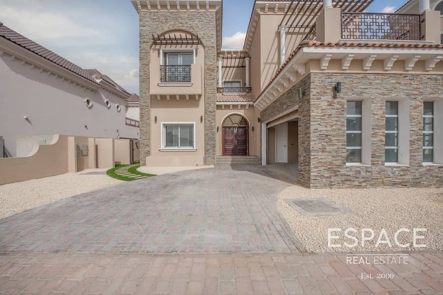 12 Stunning Golf Course View Brand New Mansion