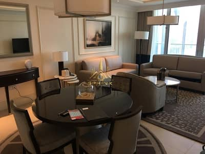 1 Bedroom Flat for Sale in Downtown Dubai, Dubai - Fully Furnished   1 Bedroom   The Address Downtown