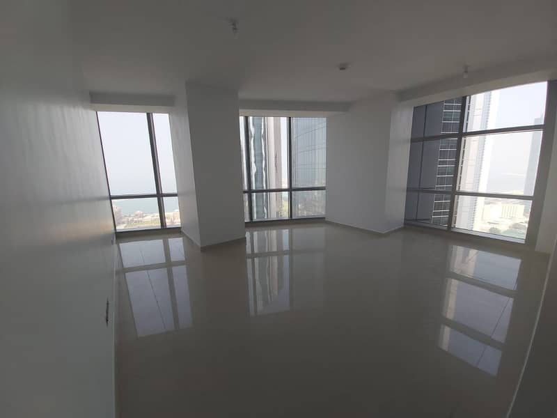 14 NO Fee!! Sea View 1 M/BR Facilities in Etihad Towers