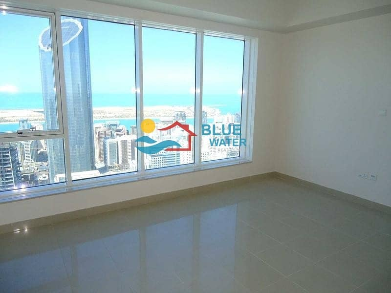2 High Floor Apartment With Amazing View+Facilities