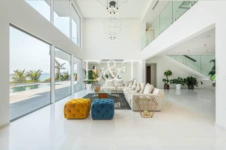 6 Bedroom Villa for Sale in Palm Jumeirah, Dubai - A Masterpiece in Contemporary Architecture | PJ
