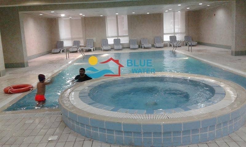 2 Studio with Pool