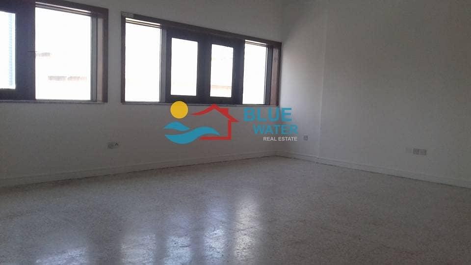2 3b Flat with Maids Room at al nasr st.
