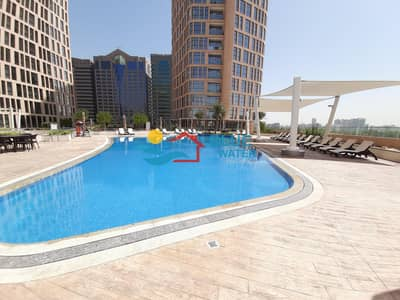 3 Bedroom Flat for Rent in Al Khalidiyah, Abu Dhabi - NO Commission 3 BR With 2 Parking and Facilities.